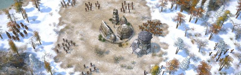 Новые скриншоты ремастеров Commandos 2 и Praetorians