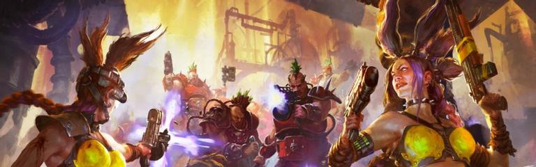 Necromunda Underhive Wars  Обзорный трейлер игрового процесса