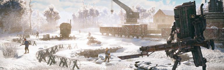 Iron Harvest - Музыкальный трейлер к релизу игры