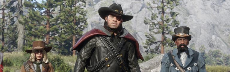 Red Dead 2 Online – Маски к Хэллоуину