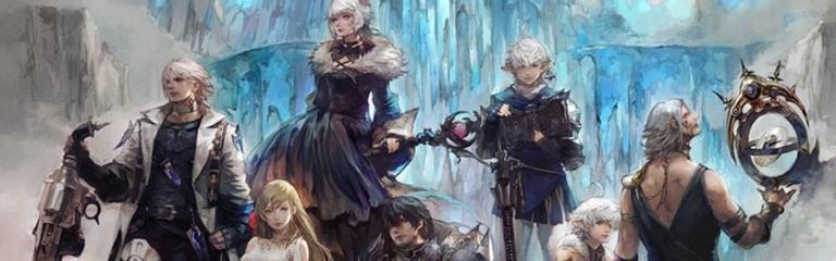 Final Fantasy XIV - Празднование расширения бесплатной версии артами от художников