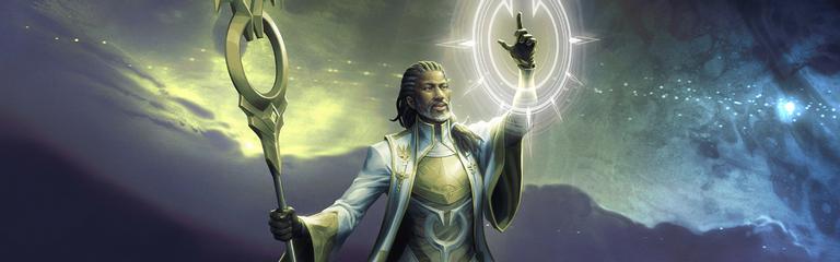 Magic Legends  Игровой процесс за святителя