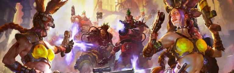 Necromunda: Underhive Wars — Ролевая тактика выйдет 8 сентября