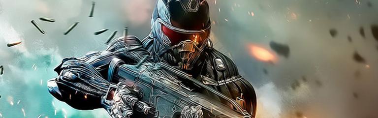 Crysis Remastered - Вот так работает трассировка лучей на Xbox One X
