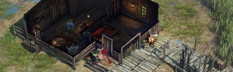 Desperados III - Демонстрация геймплея на примере интерактивного трейлера