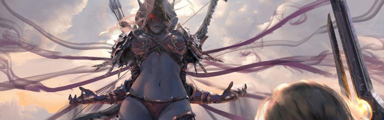 World of Warcraft  Гаррош более не оскорбит Сильвану Blizzard отцензурила диалог из Cataclysm