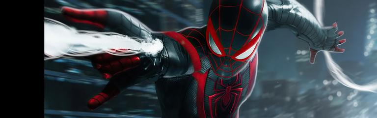 Spider-Man: Miles Morales Ultimate Edition занимает 105 Гб на консоли PS5