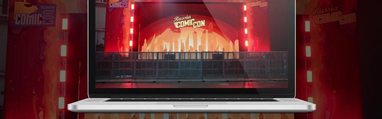 ИгроМир 2020 и Comic Con Russia 2020 пройдут в онлайн-режиме