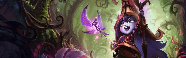 Legends of Runeterra - Лулу станет вторым чемпионом Зова Горы