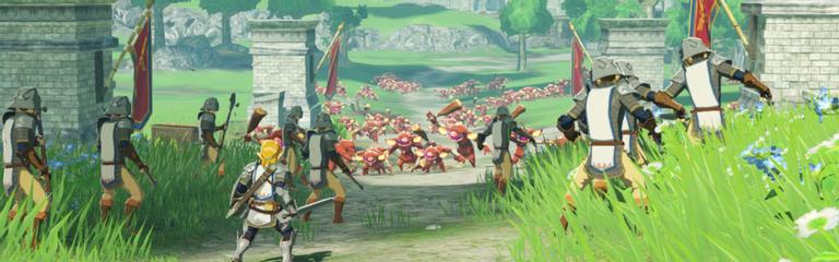 Nintendo анонсировала приквел The Legend of Zelda Breath of the Wild