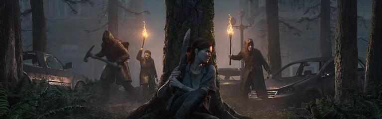 Стрим: The Last of Us Part II - Полное прохождение ч.5