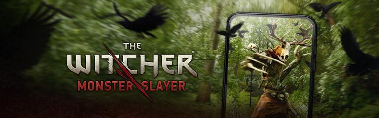 Анонсирована мобильная AR-игра The Witcher Monster Slayer - Pokmon GO, но со злыми монстрами