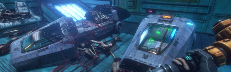 System Shock  Кровь, кишки и расчлененка