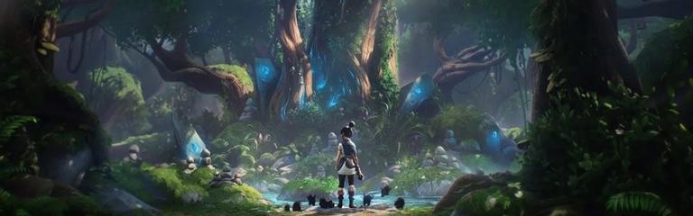 Kena Bridge of Spirits - Обновление игры с версии PS4 на PS5 будет бесплатным