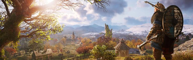 Assassins Creed Valhalla  Ubisoft поменяла Эйвору голову на женскую в кинематографическом трейлере