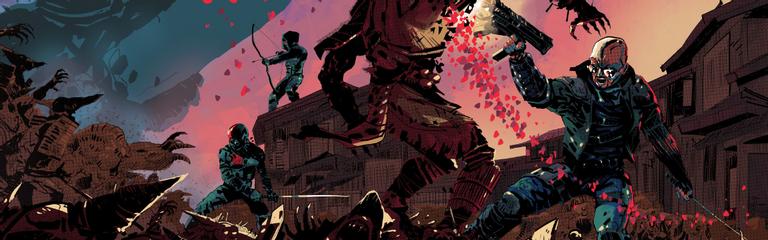 Создатели RuneScape выпустят многопользовательский экшен от разработчиков Shadow Warrior