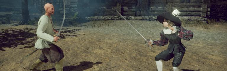 Hellish Quart  Анонс фехтовального файтинга с казаками и реалистичной физикой от аниматора Ведьмака 3