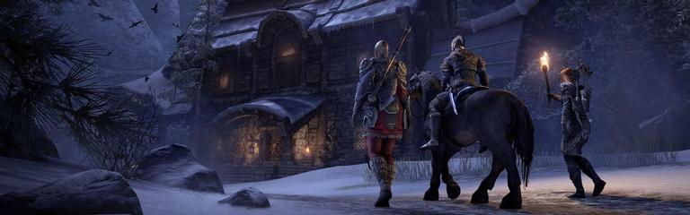 The Elder Scrolls Online - Поддержка русского языка на консолях появится с выходом обновления Камни и шипы