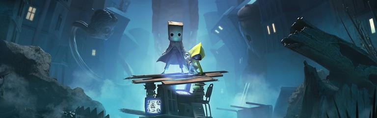 Gamescom 2020 Little Nightmares II  Трейлер игрового процесса