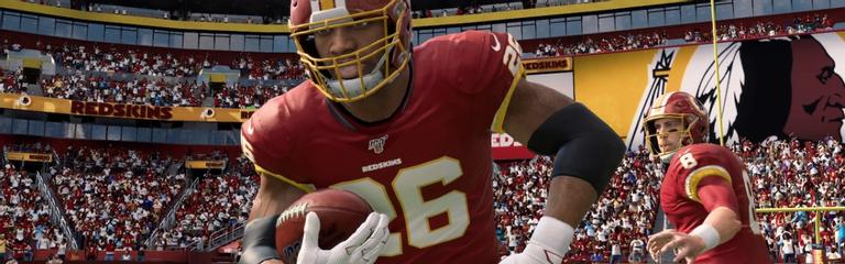 Madden NFL 21 - Американский футбол останется без Вашингтонских Краснокожих