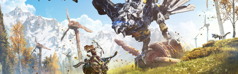 Horizon Zero Dawn - От релиза до торрентов один шаг