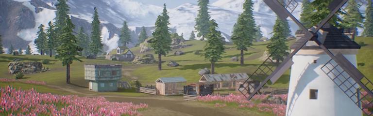 PlayerUnknown's Battlegrounds - Для мобильной версии вышло обновление с уникальной картой