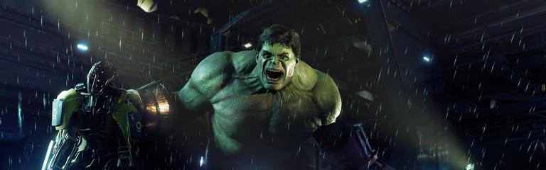 Marvels Avengers  Релизный трейлер. Выпускайте Халка!