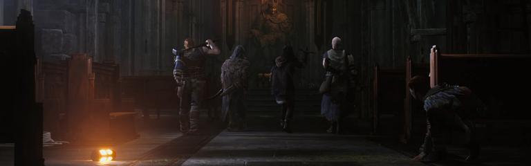 State of Play Hood Outlaws amp Legends - Премьера многопользовательского экшена про средневековье