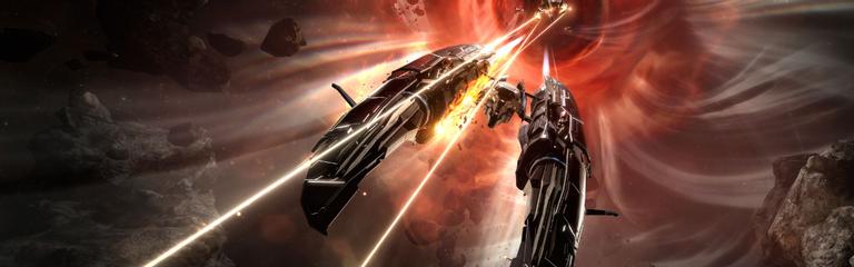 EVE Online  В игре появились космические бури