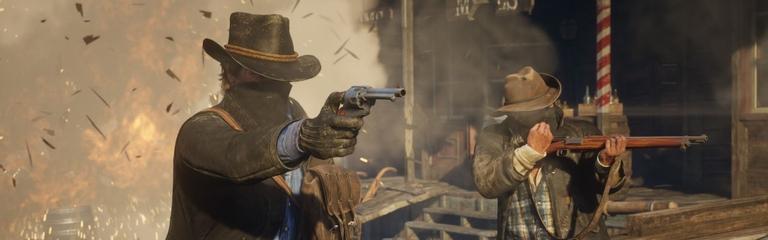 В Red Dead Online введут систему преступлений и наказаний