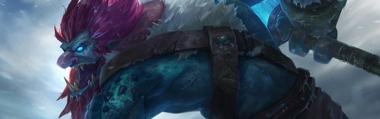 Legends of Runeterra - В дополнении Зов Горы ряды героев пополнит Трандл