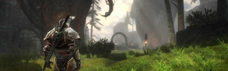 Kingdoms of Amalur Re-Reckoning  Трейлер специализации Finesse с премьерой игрового процесса