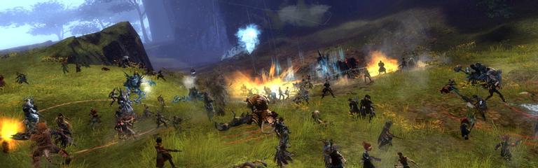 Guild Wars 2 — Количество игроков в WvW-режиме будет уменьшено, но это временно