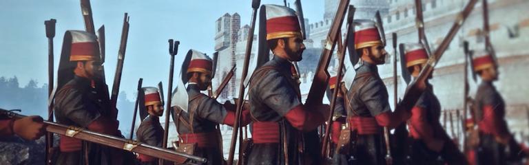 "Conqueror's Blade - Анонсирован сезон ""Кровь Империи"""