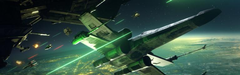 Star Wars Squadrons  16 минут игрового процесса динамичного космоэкшена