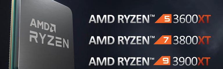 Процессоры AMD 3000 XT уже в июле