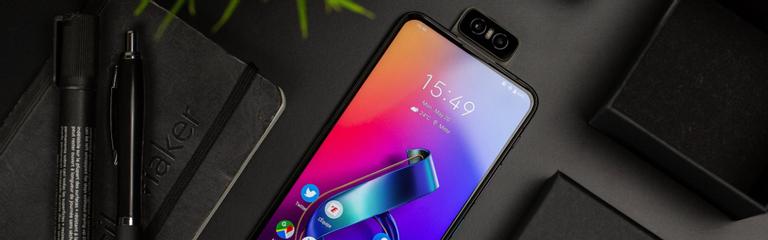 Компания ASUS дарит антивирус всем покупателям смартфона ZenFone 6