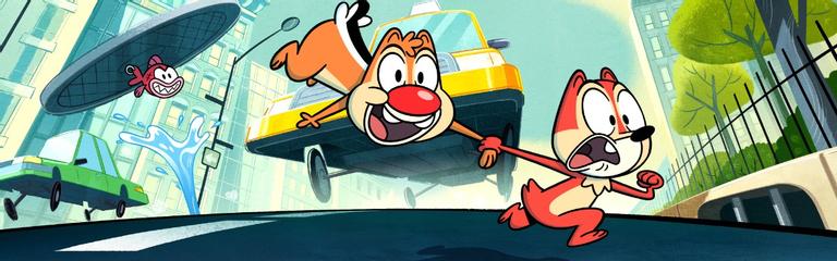 «Соник» отдыхает: Disney перезапустит «Чипа и Дейла»