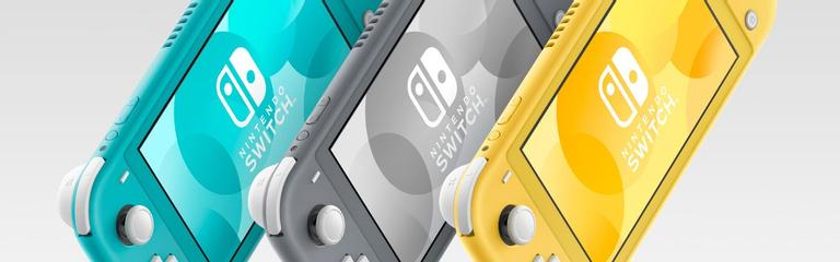 Перевод: Nintendo Switch Lite - Дата выхода, цена, игры и так далее