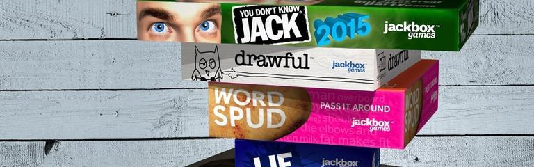 В Epic Games Store началась раздача набора The Jackbox Party Pack