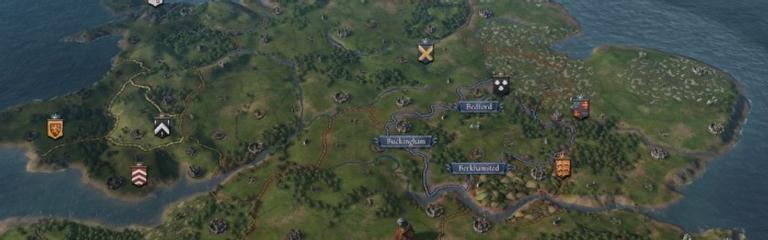 [PDXCON 2019] Crusader Kings III - Что мы знаем об игре