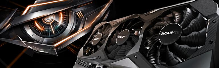 Конкурс: Познайте мощь GeForce RTX вместе с GIGABYTE