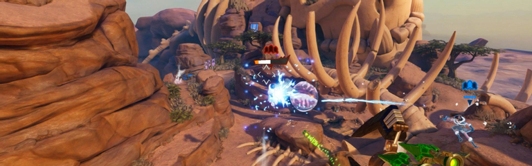 Rocket Arena  ЕА бесплатно раздает игру