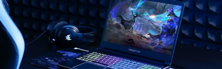 Обновленный игровой ноутбук Predator Helios 300 от Acer уже в продаже