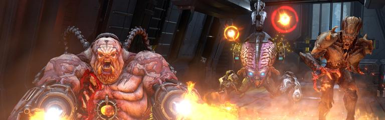 DOOM Eternal - Испытать себя в бою с ордами демонов можно будет уже 13 сентября
