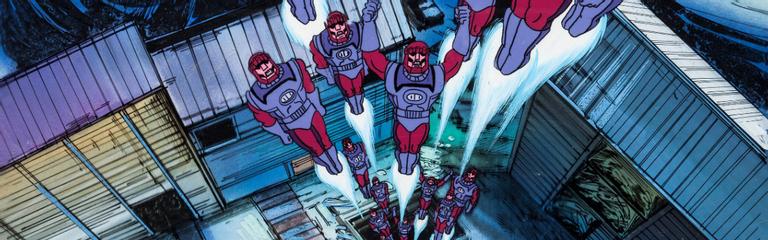 Переговоры c Marvel и Disney о возрождении классического мультсериала о Людях Икс начались
