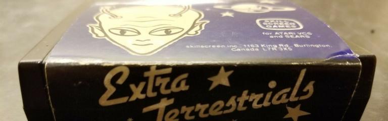 Extra Terrestrials, самую редкую видеоигру в мире, выставили и продали на eBay за ₽5,75 миллиона