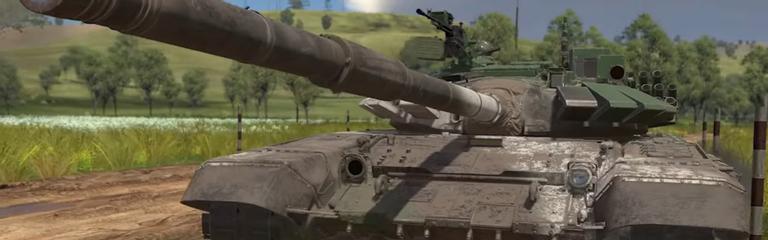 War Thunder - В игре пройдет Танковый биатлон