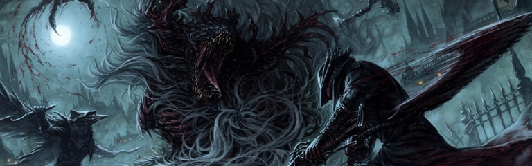 Стрим: Bloodborne - Хардкорная охота и разбор лора игры ч.9