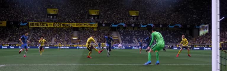 FIFA 21 - Разработчики представили первый геймплейный ролик